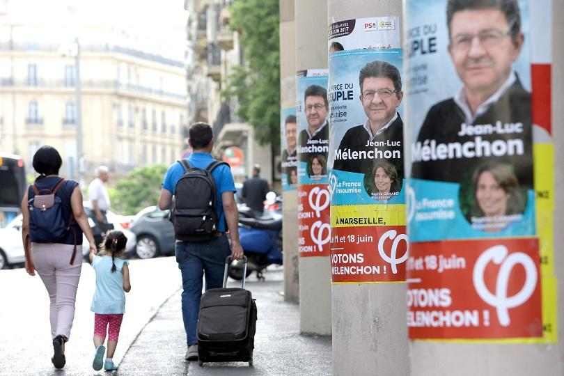 парламентарни избори франция