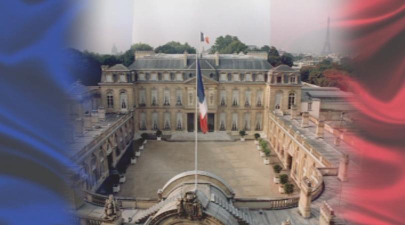 напрежение франция италия подкрепата рим жълтите жилетки