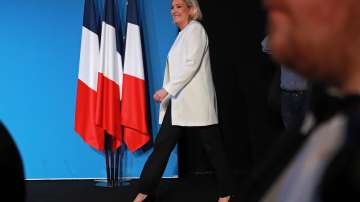 Три са изненадите след евровота във Франция