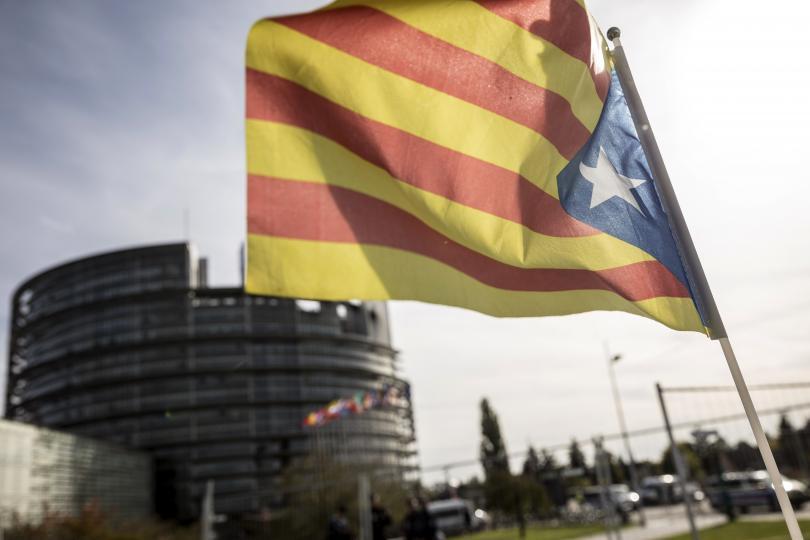 ЕК: Каталуния с отделянето си от Испания ще напусне и ЕС