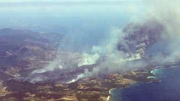 Пожарите във Франция са овладени