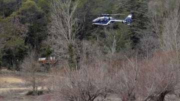 Петима души са загинали при сблъсък на два военни хеликоптера във Франция