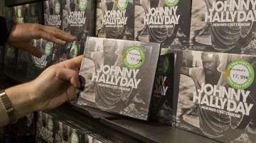 Опашки във Франция за последния албум на Джони Холидей
