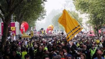 Светът отбеляза Първи май със стачки, демонстрации и манифестации