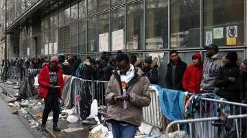 Протест в Париж срещу законопроект за имиграцията
