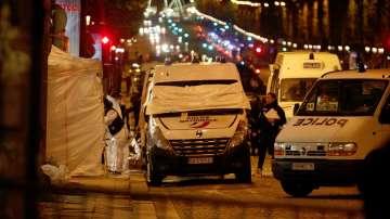"""Френската полиция намери оръжия в автомобила на нападателя от """"Шанз-Елизе"""""""