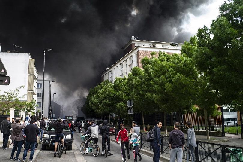 един човек загина пожар франция