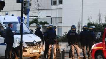 Безредици в Нант след като полицай простреля смъртоносно млад мъж