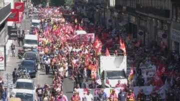 Нови протести срещу трудовата реформа във Франция