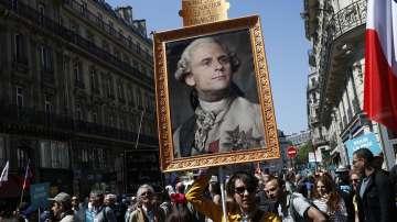 Във Франция протестираха срещу трудовата реформа на Макрон
