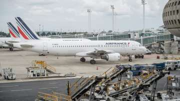 """Започна 24-часовата стачка на авиокомпанията """"Ер Франс"""""""