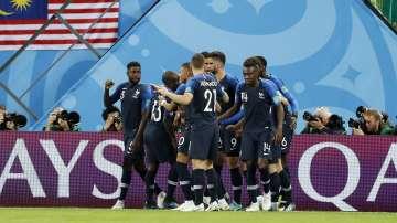 Франция е първият финалист на Световното първенство по футбол в Русия