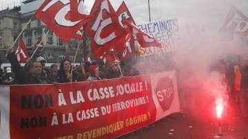 Черен вторник във Франция