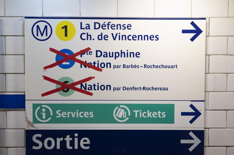 Втори ден от безсрочната общонационална стачка във Франция. И днес