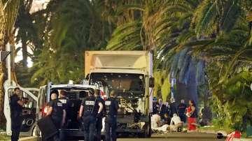 Хронология на нападението в Ница