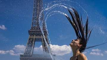 Рекордна жега във Франция - температурите достигнаха 45,1 градуса