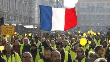 Френските жълти жилетки със свои евродепутати