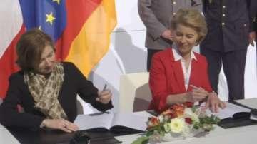 Франция и Германия застават зад проекти за нов европейски изтребител и боен дрон