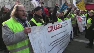 Транспортната стачка във Франция с рекорд по продължителност