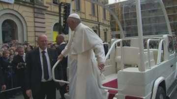 Американски тийнейджър призна, че е планира покушение срещу папа Франциск