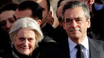 Съпругата на Франсоа Фийон е подведена под съдебна отговорност