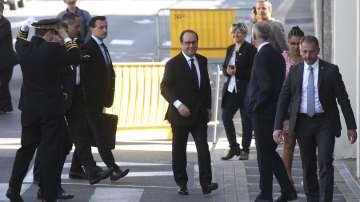 Франсоа Оланд даде своя вот на изборите за нов президент на Франция