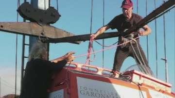 71-годишен французин ще прекосява Атлантика с варел