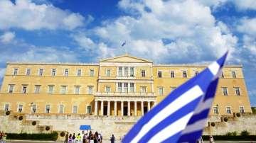 Общонационална стачка в Гърция