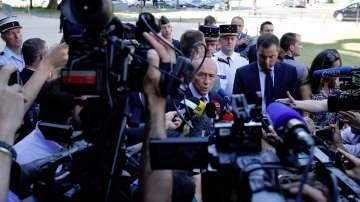 Френският вътрешен министър подаде оставка