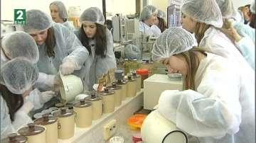 Ученици от Френската гимназия в Пловдив се научиха да готвят здравословно
