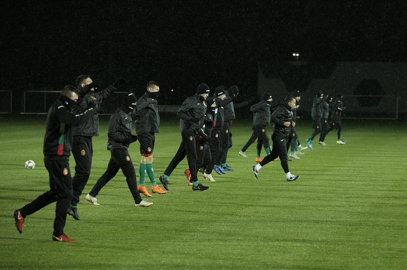 България излиза срещу Словения в решителен мач за първото място