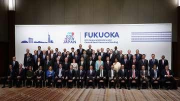 Приключи срещата на финансовите министри от Г-20 в Япония