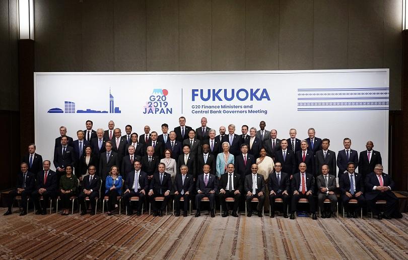 приключи срещата финансовите министри япония