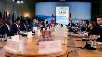 Срещата на Г-7 може да завърши с компромисно комюнике