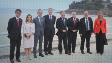 Завърши срещата на външните министри от Г-7