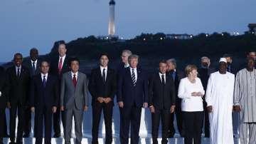 Последен ден от срещата на Г-7 в Биариц