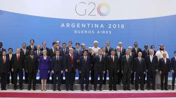 Започна срещата на върха на страните от Г-20