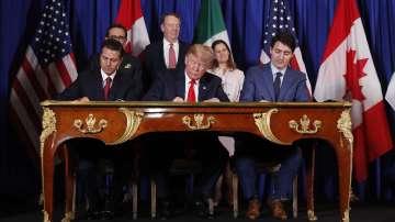 От срещата на Г-20: САЩ, Канада и Мексико подписаха търговско споразумение