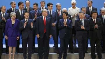 В Аржентина се събират лидерите на 20-те най-могъщи икономики в света