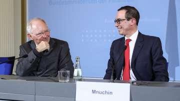Финансовите министри на страните от Г20 на среща в германския курорт Баден Баден