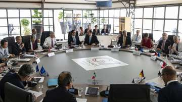 Финансовите министри на страните от Г-7 се срещнаха край Париж