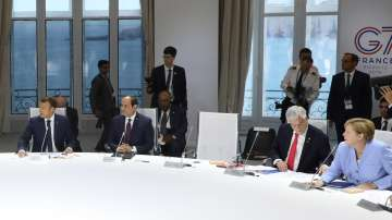 Тръмп не присъства на срещата между лидерите от Г-7 за климата
