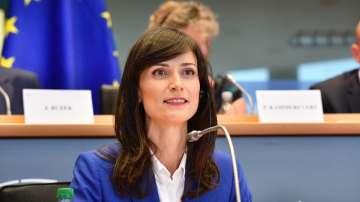 Очаква се Габриел да вземе участие още в следващото седмично заседание на ЕК