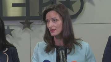Мария Габриел: Българите показаха, че на фалш не вярват