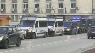 Габрово все още е под засилено полицейско присъствие