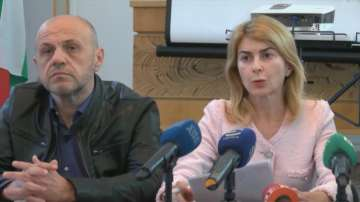 Кметът на Габрово Таня Христова и вицепремиерът Дончев призоваха за спокойствие