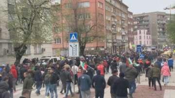 В Габрово излязоха на четвърти протест