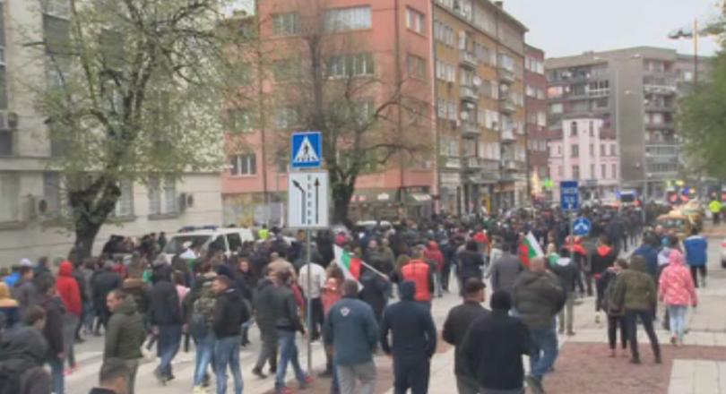 Четвърти ден на недоволство в Габрово. Днес градът беше блокиран
