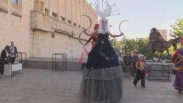 Международен фестивал на градските изкуства