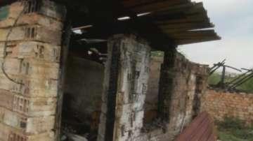 Образуваха досъдебно производство за запалените къщи в Габрово